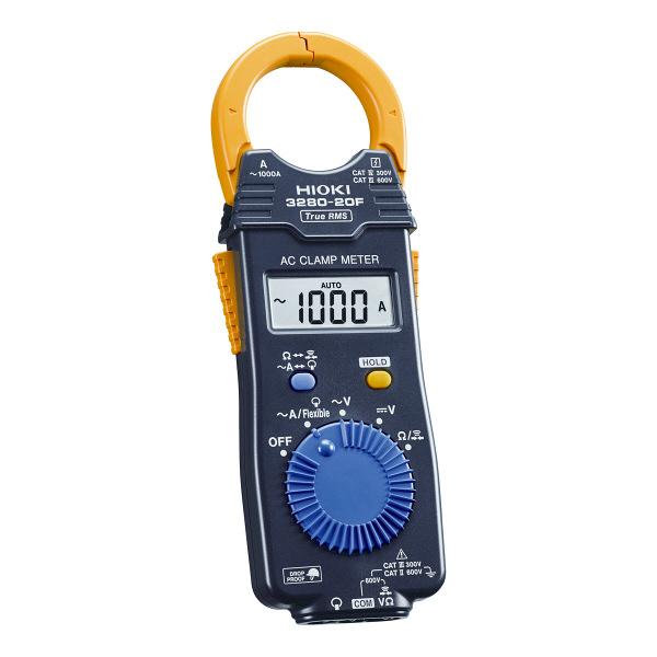 HIOKI ACクランプメータ 実効値方式 3280-20F 日置電機 (直送品)