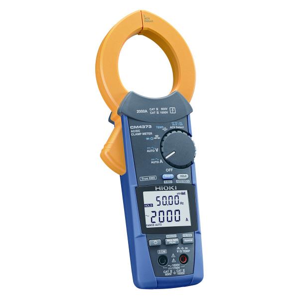HIOKI AC/DCクランプメータ 実効値方式 CM4373 日置電機 (直送品)