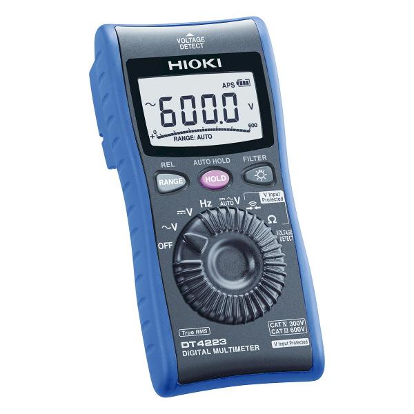HIOKI デジタルマルチメータ DT4223 日置電機 (直送品)