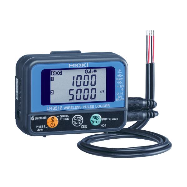 HIOKI ワイヤレスパルスロガー LR8512 日置電機 (直送品)