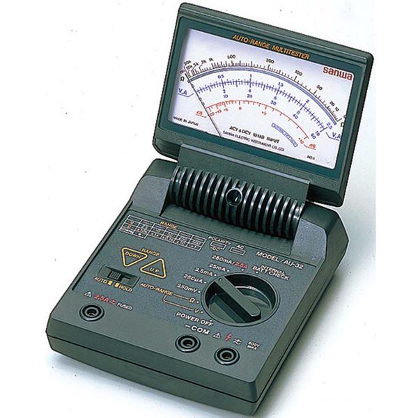 アナログマルチテスタ AU-31 三和電気計器 (直送品)