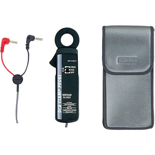 SANWA DC専用クランプセンサ CL33DC 三和電気計器 (直送品)