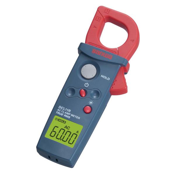 SANWA AC専用ミニクランプメータ 実効値方式 DCL11R 三和電気計器 (直送品)