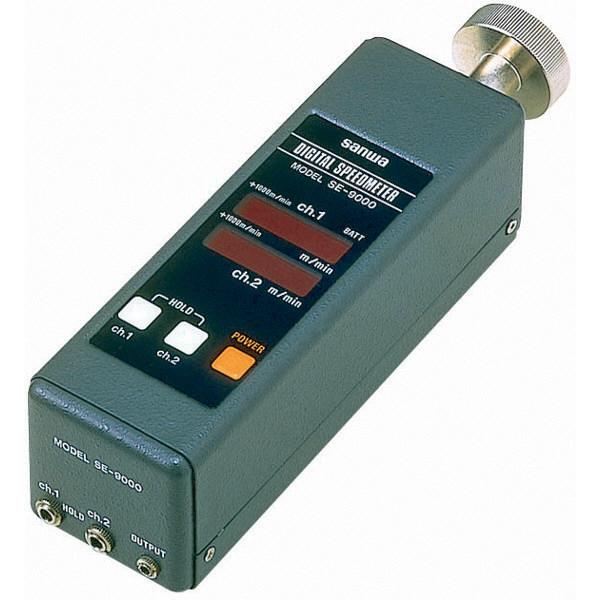 速度計 SE-9000M 三和電気計器 (直送品)