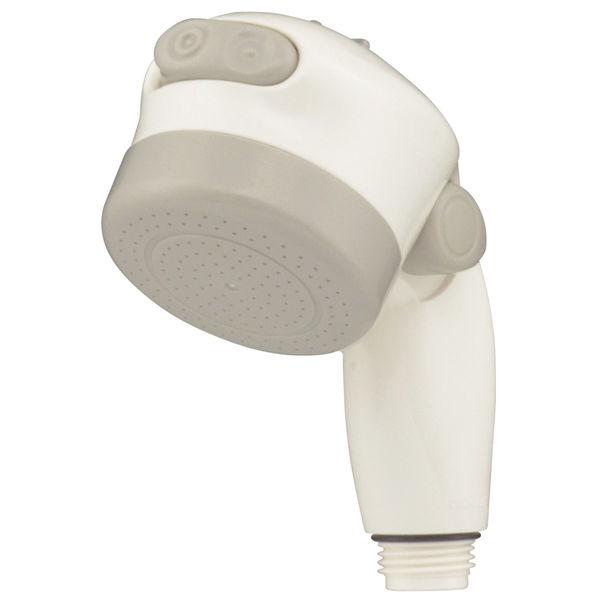 これカモ シャワーヘッド ペット用 赤ちゃん用(コンパクト 流量調整 2段切替 女性 持ちやすい )GA-FC025 (直送品)