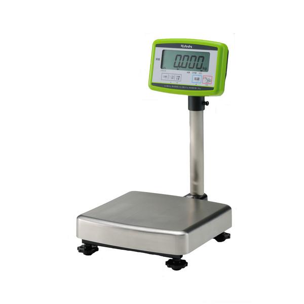 クボタ計装 デジタル台はかり32kg用(検定品) KL-BF-K32S(地区6-7) (直送品)