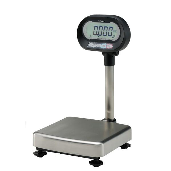 クボタ計装 デジタル台はかり32kg用(検定品) KL-SD-K32S(地区8) (直送品)