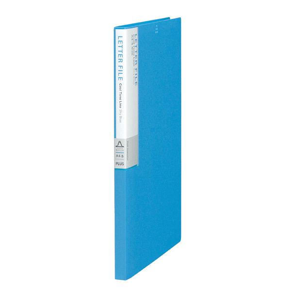 プラス DEJAVU レターファイルSB 89922 (直送品)