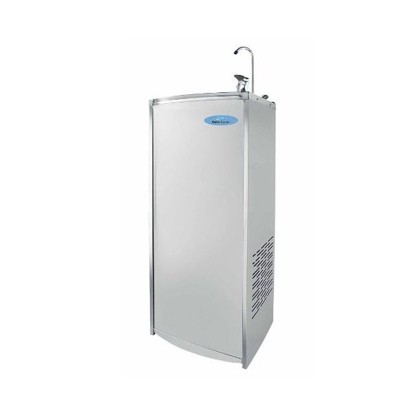 NAKATOMI 床置形ウォータークーラー(床置形) 冷水専用 タンク容量3.6L NWC-F30C (直送品)