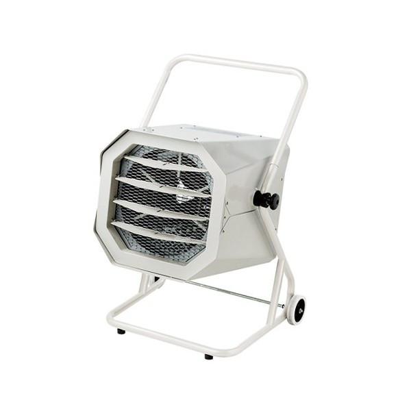 NAKATOMI 電気ファンヒーター TEH-100 (直送品)