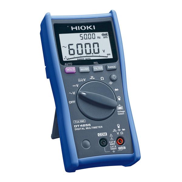 HIOKI デジタルマルチメータ DT4255 日置電機 (直送品)