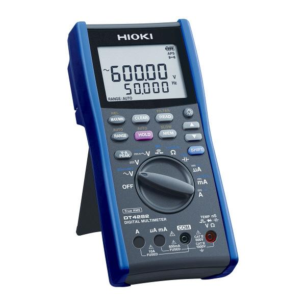 HIOKI デジタルマルチメータ DT4282 日置電機 (直送品)