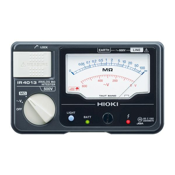 HIOKI アナログメグオームハイテスタ IR4013-11 日置電機 (直送品)