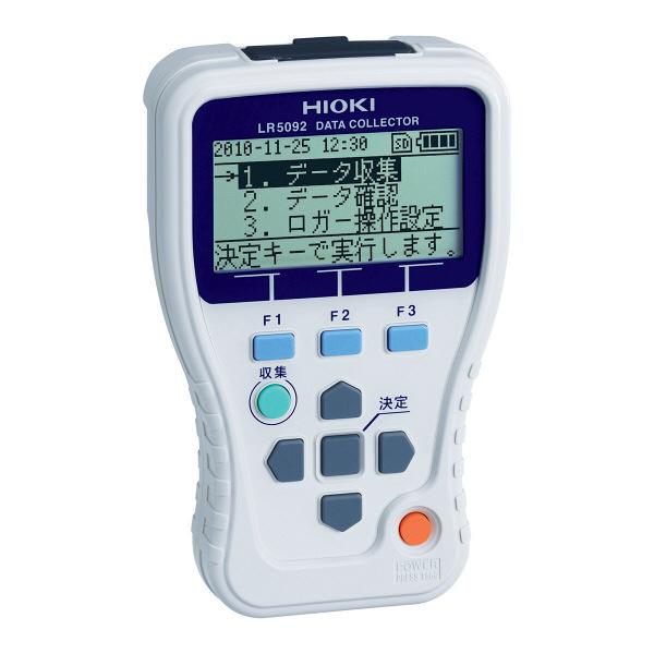 HIOKI データコレクタ LR5092 日置電機 (直送品)