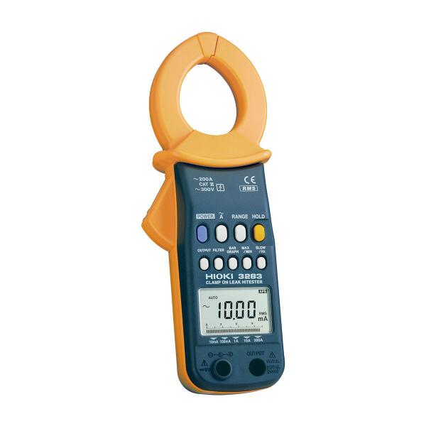 HIOKI クランプオンリークハイテスタ 交流 実効値方式 3283 日置電機 (直送品)