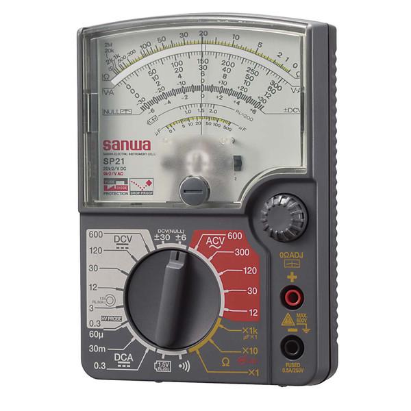 アナログマルチテスタ SP21 三和電気計器 (直送品)