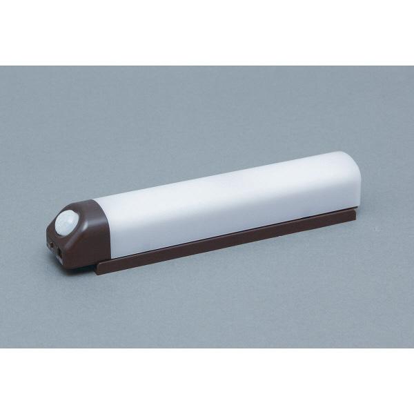 アイリスオーヤマ 乾電池式屋内センサーライト ウォールタイプ シーリングライト BSL40WN-M (直送品)