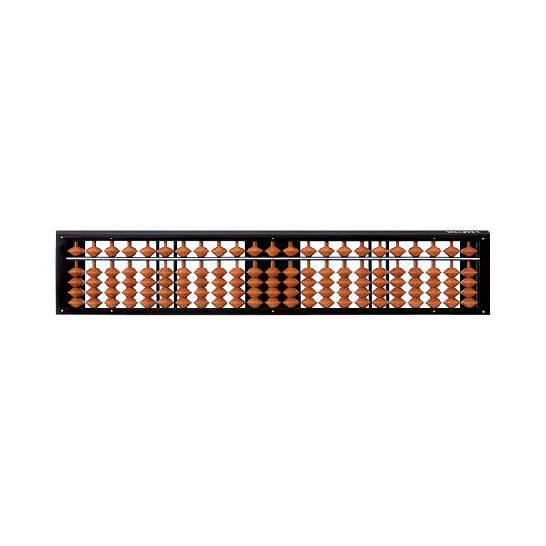 トモエ算盤 スタンダード算盤 4X23 43500 1本 (直送品)