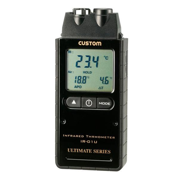 カスタム 放射温度計 IR-01U (直送品)