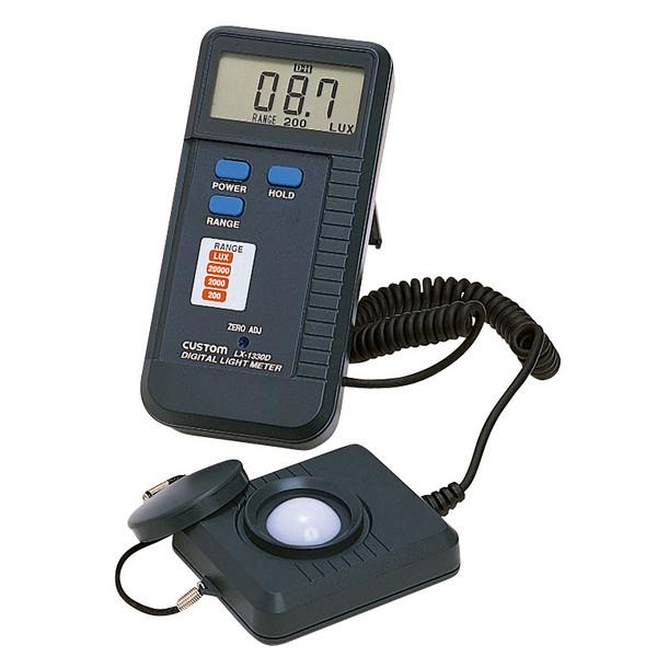 カスタム デジタル照度計 LX-1330D (直送品)