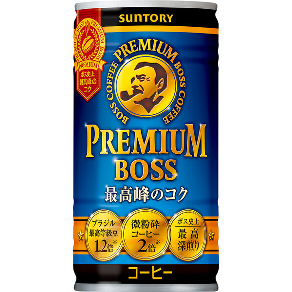 プレミアムボス 185g 60缶
