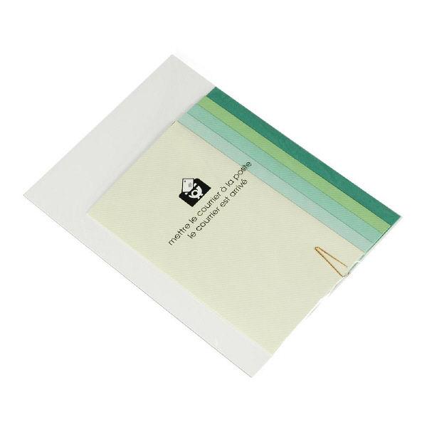 エトランジェ・ディ・コスタリカ A5レターセットグリーン LT6ーFー07 5冊 (直送品)