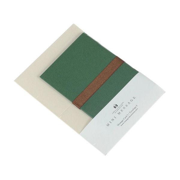 エトランジェ・ディ・コスタリカ ミニメッセージセット[アンティーク]オリーブ MMCーAー02 10個 (直送品)
