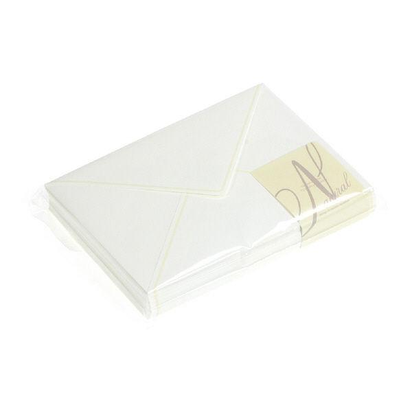 エトランジェ・ディ・コスタリカ 封筒イエロー EN4-**-02 1セット(240枚:40枚入り×6個) (直送品)