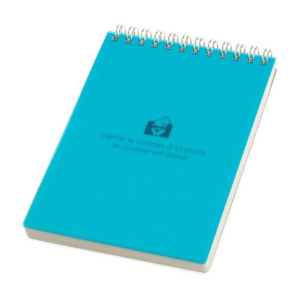エトランジェ・ディ・コスタリカ A6リングメモ[TRP]ライトブルー SNTーA6ー68 10冊 (直送品)
