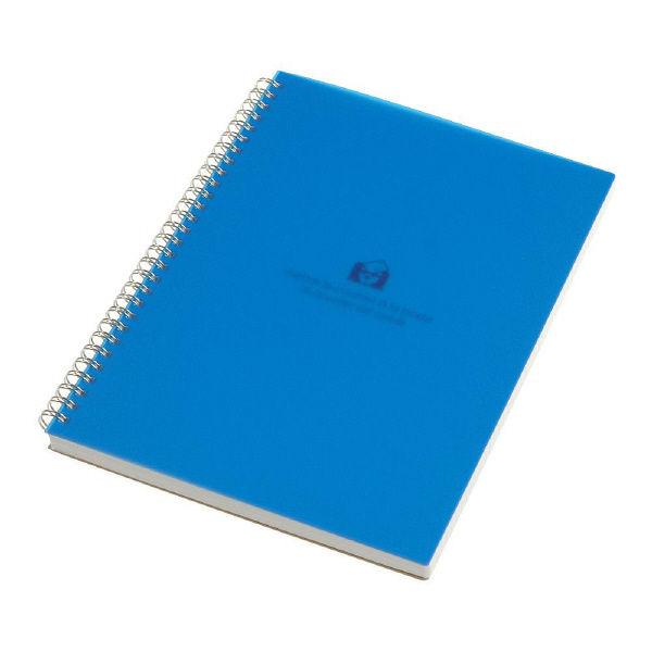 エトランジェ・ディ・コスタリカ B5リングノート[TRP]ブルー SNYーB5ー69 5冊 (直送品)