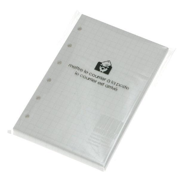 エトランジェ・ディ・コスタリカ ミニレフィルセクションホワイト SREFーGー01 10冊 (直送品)