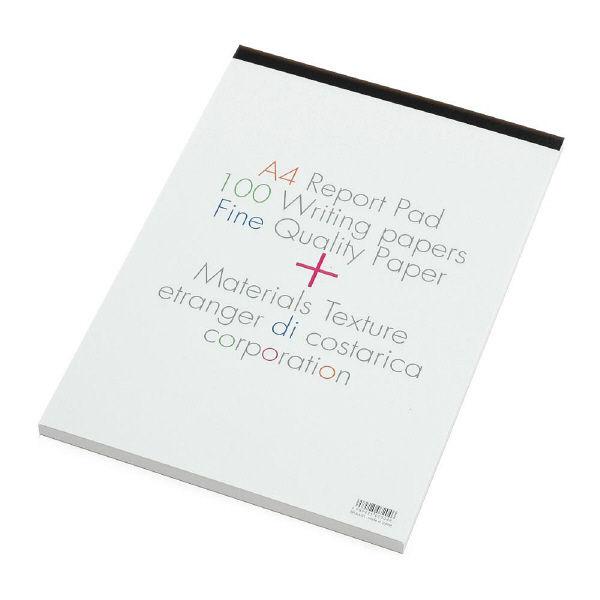 エトランジェ・ディ・コスタリカ ブランクパッドA4[BASIS] BPーA4ー01 5冊 (直送品)