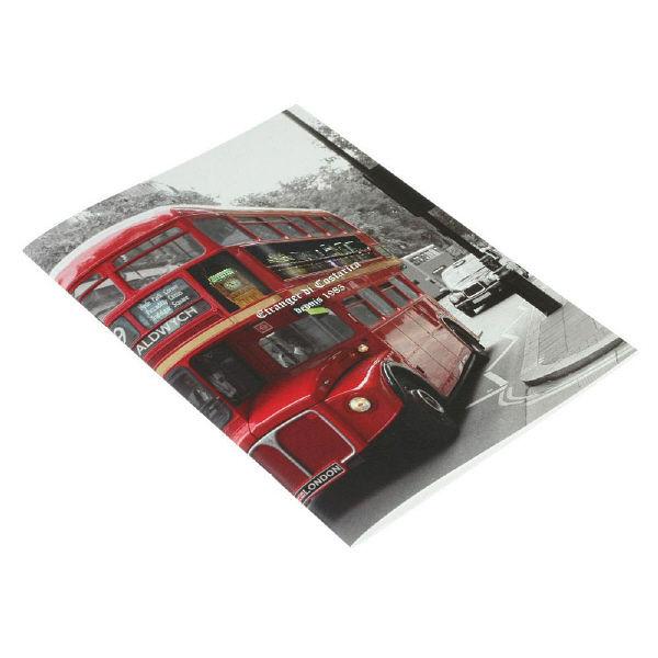 エトランジェ・ディ・コスタリカ B5ノート[London]バス LNDNー22ー03 10冊 (直送品)