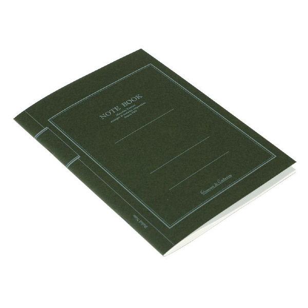 エトランジェ・ディ・コスタリカ A5ノート[FAKE]オリーブ FAKEー23ー05 10冊 (直送品)