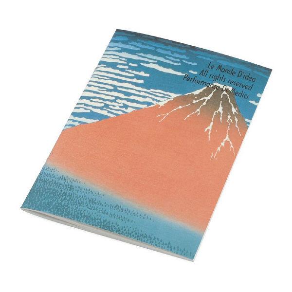 エトランジェ・ディ・コスタリカ A5ノート[PDM]アカフジ PDMー23ー42 10冊 (直送品)