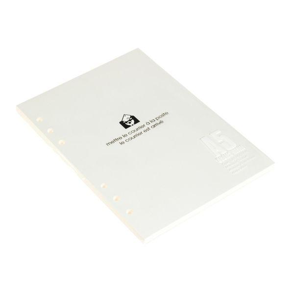 エトランジェ・ディ・コスタリカ A5 6Hリフィルブランクアイボリー A5RF-F-02 10冊 (直送品)