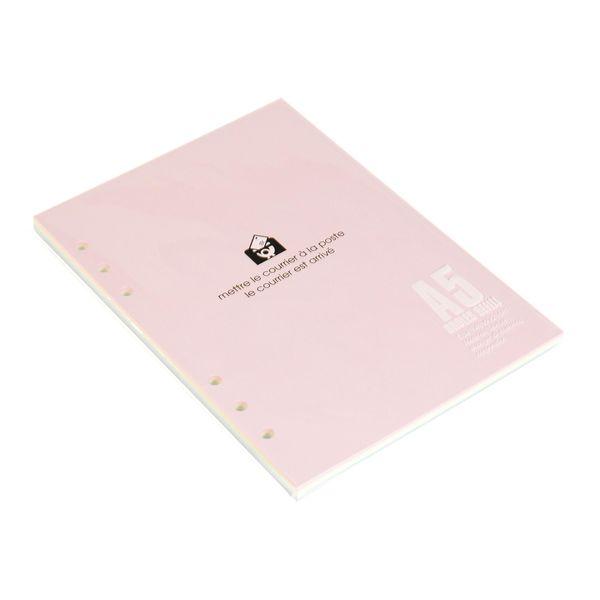 エトランジェ・ディ・コスタリカ A5 6HリフィルブランクAパステル A5RFーFー05 5冊 (直送品)