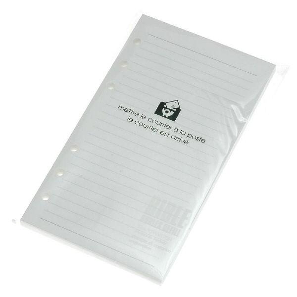 エトランジェ・ディ・コスタリカ バイブルレフィルケイホワイト SBBRFーDー01 10冊 (直送品)