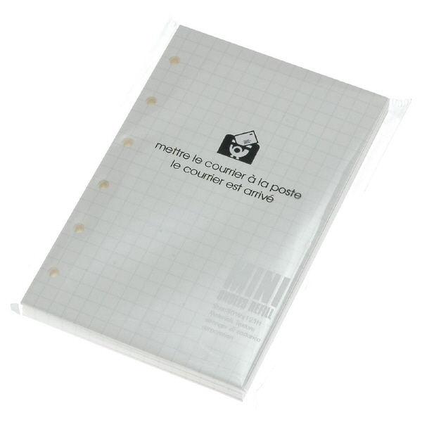 エトランジェ・ディ・コスタリカ ミニレフィルセクションアイボリー SREFーGー02 10冊 (直送品)