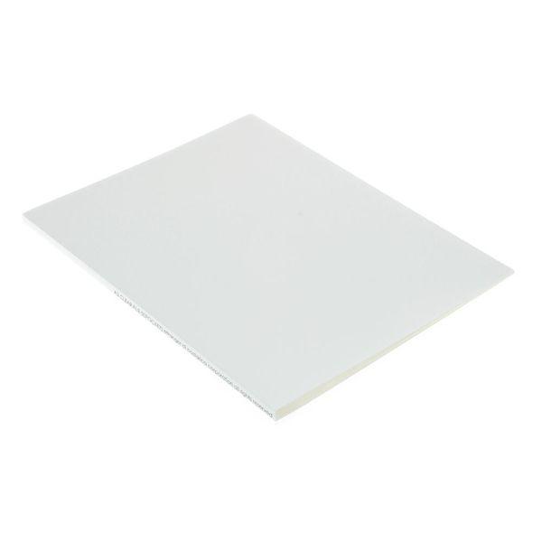 エトランジェ・ディ・コスタリカ A3クリアファイル20[SOLID]ホワイト SLDー74ー01 2冊 (直送品)