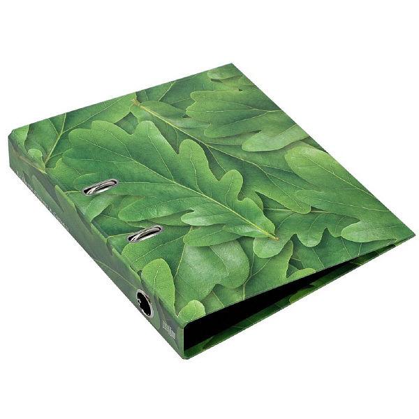 エトランジェ・ディ・コスタリカ A4レバーファイル55[GREEN]No3 GRNー01ー03 2冊 (直送品)