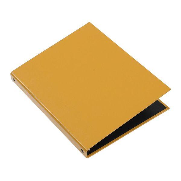 エトランジェ・ディ・コスタリカ A4ファイル4H[CUOIO]イエロー SBD1ーAMー05 2冊 (直送品)