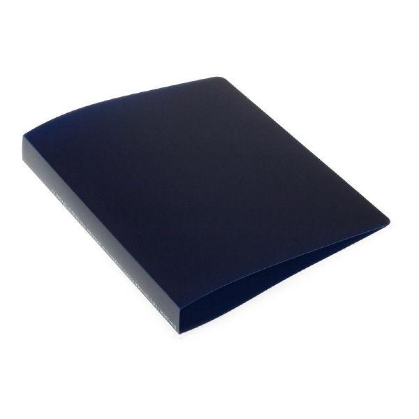 エトランジェ・ディ・コスタリカ A4ファイル[SOLID]インディゴ SLDー02ー15 6冊 (直送品)