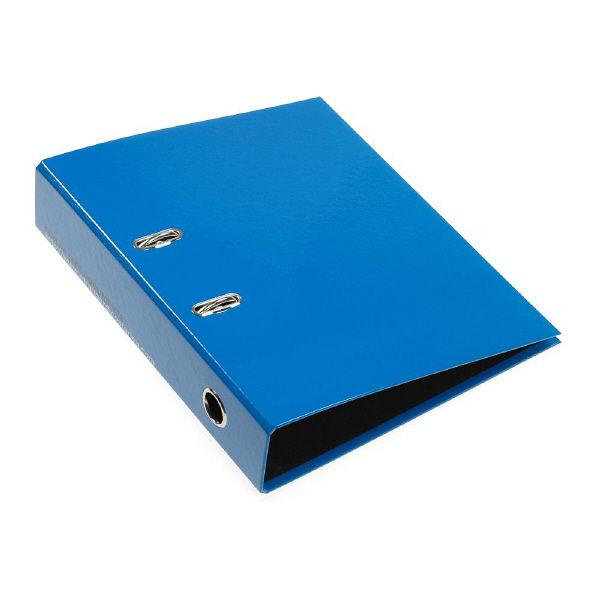 エトランジェ・ディ・コスタリカ A4レバーファイル75[SOLID2]ブルー SLD2ー00ー09 2冊 (直送品)