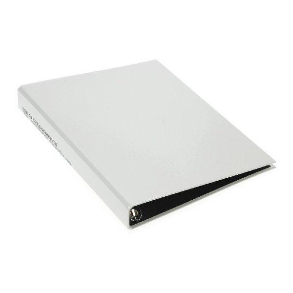 エトランジェ・ディ・コスタリカ A4ポケットファイル[SOLID2]ホワイト SLD2ー18ー01 3冊 (直送品)