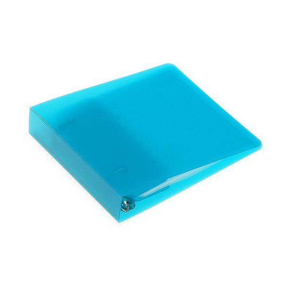 エトランジェ・ディ・コスタリカ CDホルダー[TRP]Lブルー TFL2ーCDー68 3冊 (直送品)