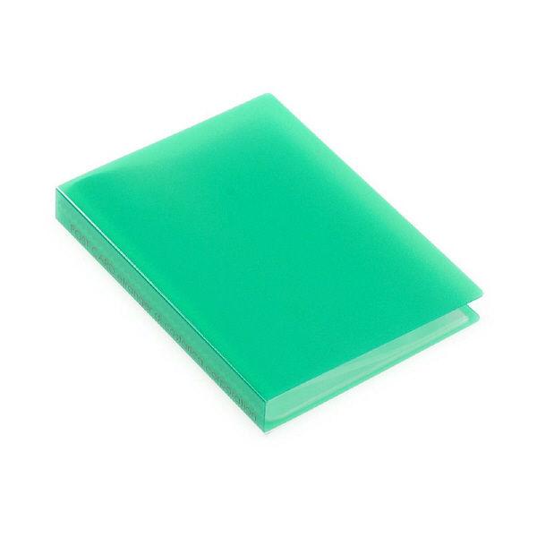 エトランジェ・ディ・コスタリカ ポストカードファイル[TRP]グリーン TRPー18ー06 6冊 (直送品)