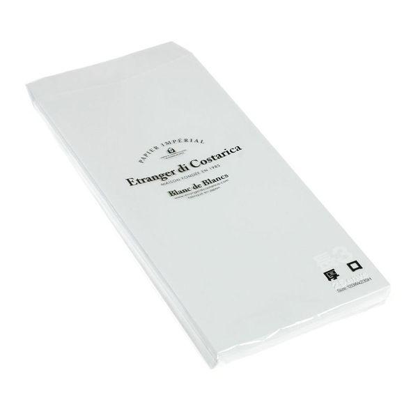 エトランジェ・ディ・コスタリカ 長3 封筒 (厚口) [BdeB] スノー EN100-N3-01 1セット(250枚:25枚入り×10個) (直送品)