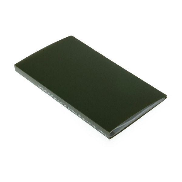 エトランジェ・ディ・コスタリカ フォトポケットM[SOLID]オリーブ SLDー15ー14 3冊 (直送品)