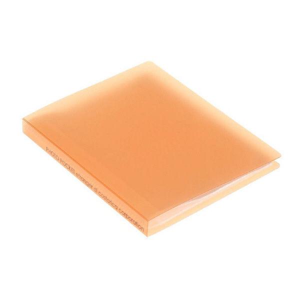 エトランジェ・ディ・コスタリカ フォトポケットS[TRP]オレンジ TRPー16ー03 3冊 (直送品)